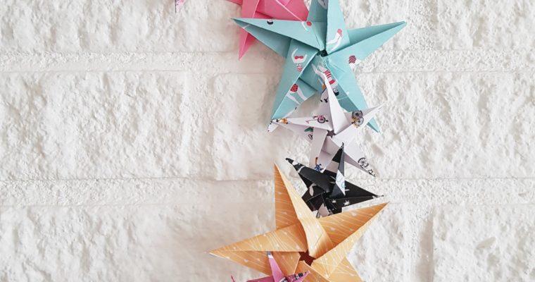 DIY // Origami Stars